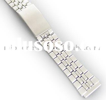 Stainless steel watch band, watch bands, watch bracelet for men's watch