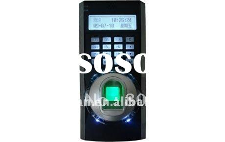 Stock fingerprint recognition for access control system solution HF-F5