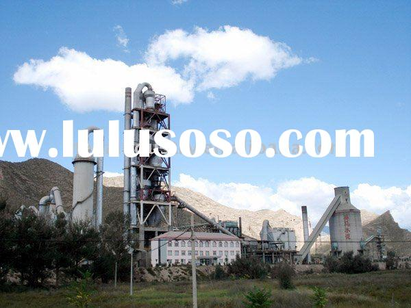 Supply Cement factory with most advanced technology