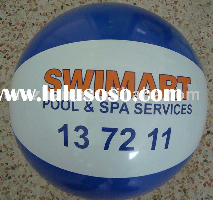 Swimart promotional pvc beach ball for advertising(factory direct sale)