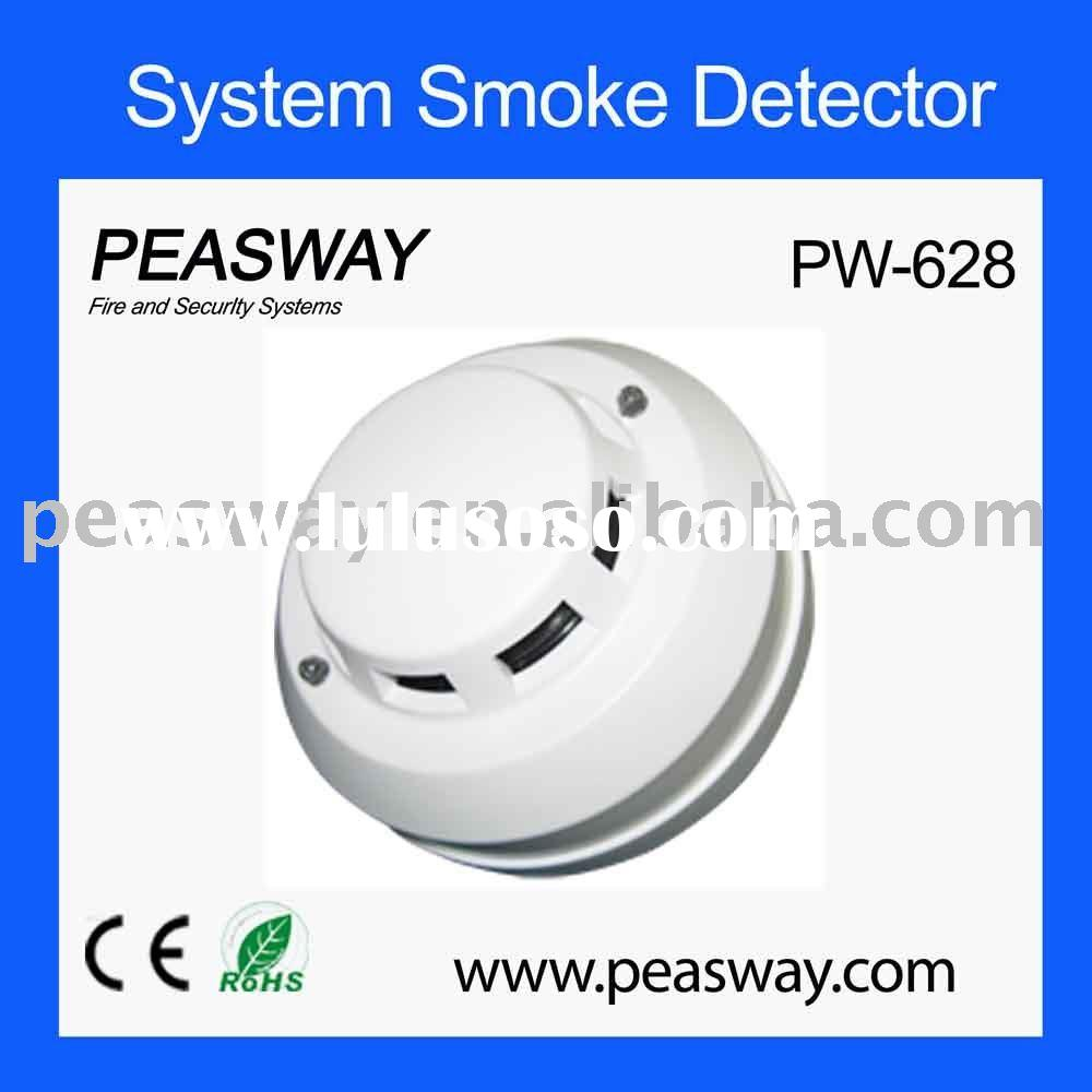 System Smoke and Heat Detector for commercial building