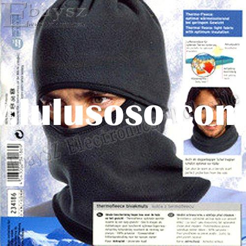 TCM Men Windproof Fleece Balaclava Hood Scarf Hat Head Mask DZ-060