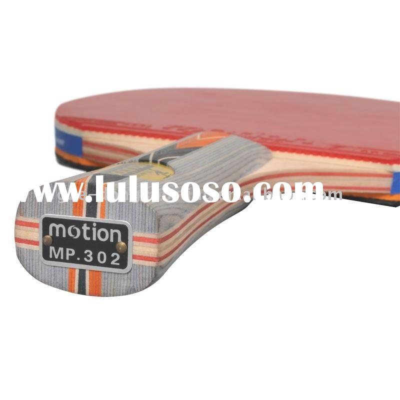 Table tennis racket rubber