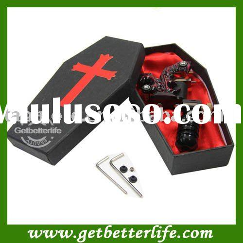 Tattoo supplies- Professional tattoo Machine/Gun for Shader&Liner WS-M019