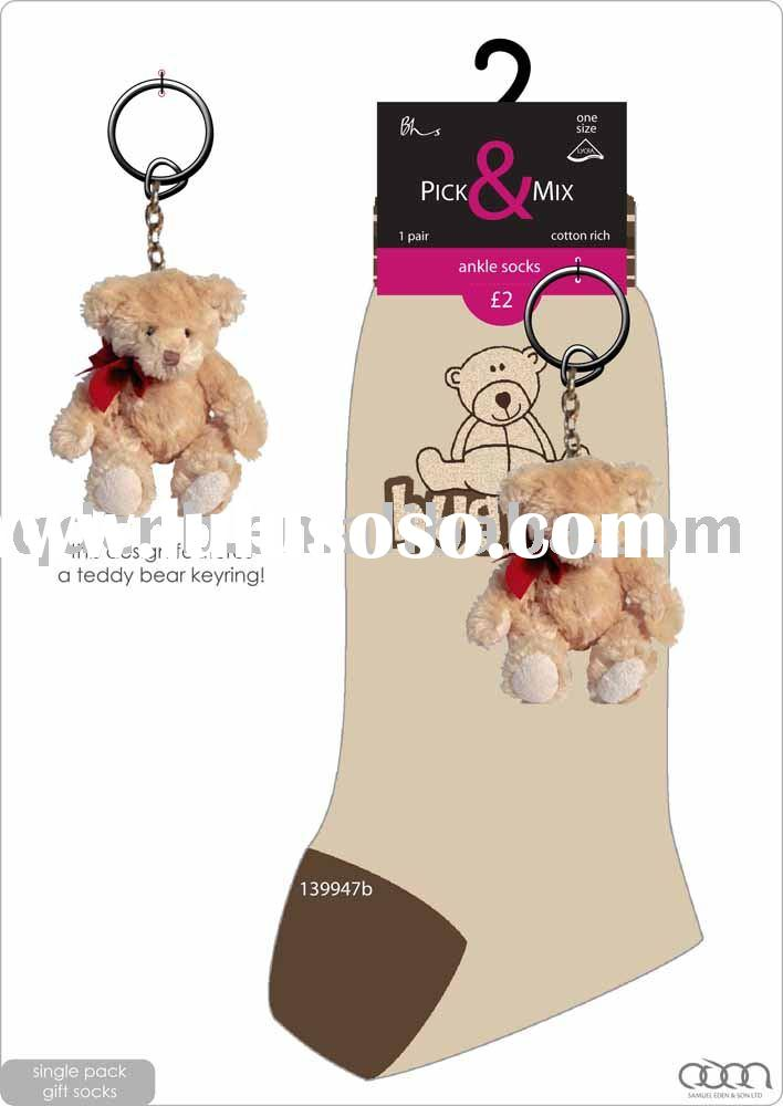 Teddy Keyring and Teddy Bear Keychain Mini Plush Teddy Bear