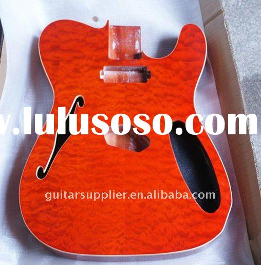 Telecaster quality electric guitar kits and body for sale