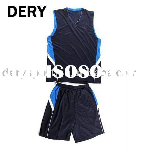 The 2010 Latest Basketball Jersey/Uniform