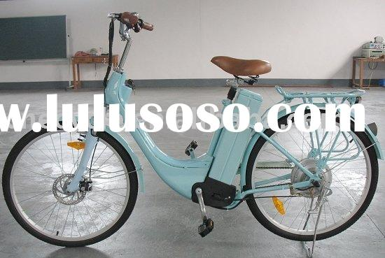 The cheapest light weight PAS electric bike on sales -- USD235.0