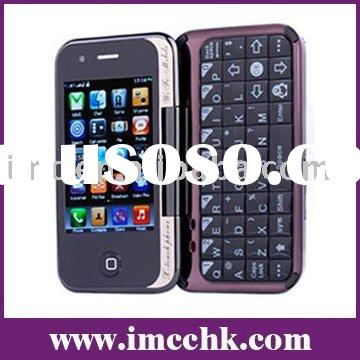 The latest mobile phone with TV WIFI Rotational keypad phone(IMC-T3000WT)
