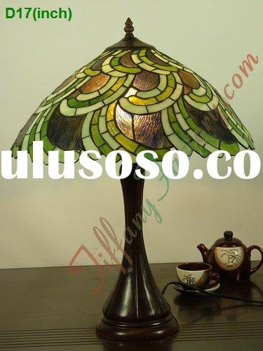 Tiffany Stained Glass Table Lamp-LS17T000011-LBTZ0660L