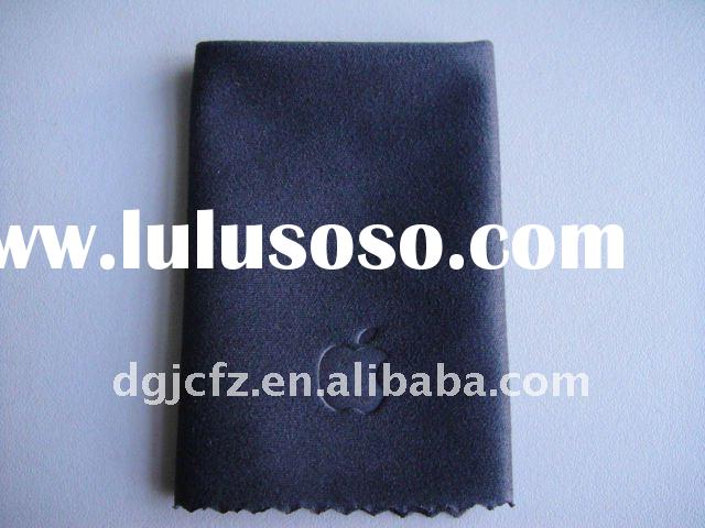 Top selling fashionable Microfiber Cleaning cloth for Apple iPad, iPad 2, iPhone4, Mot...
