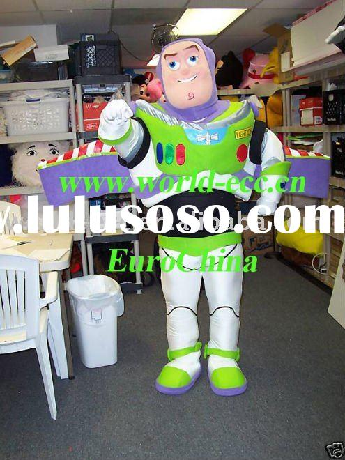 Toy Story Buzz Lightyear Mascot Costumes