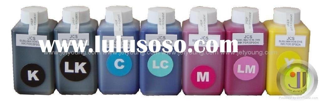 US Sublimation Ink for Epson inkjet printer and Plotter