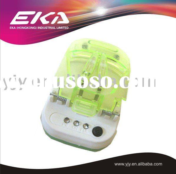 Universal mobile battery charger