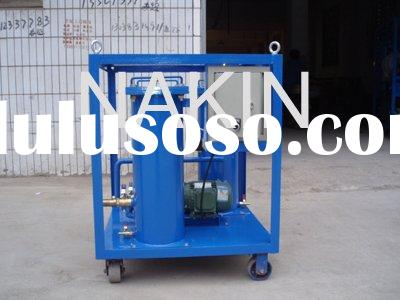 Used Cooking Oil Recycling Machine in Portable Type to Remove Particle