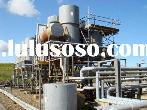 Used GE Gas Turbine Combined Cycle Power Plant
