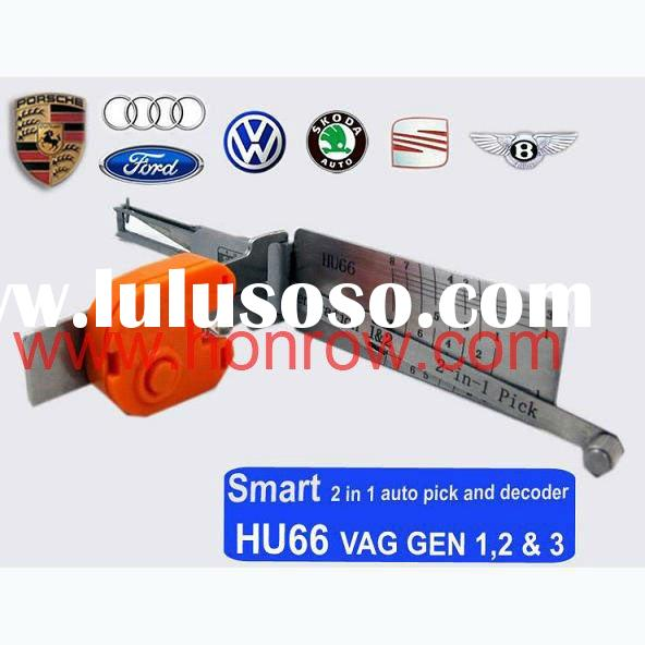 VW,Seat,Skoda 2 In 1 lock pick and decoder combination tool