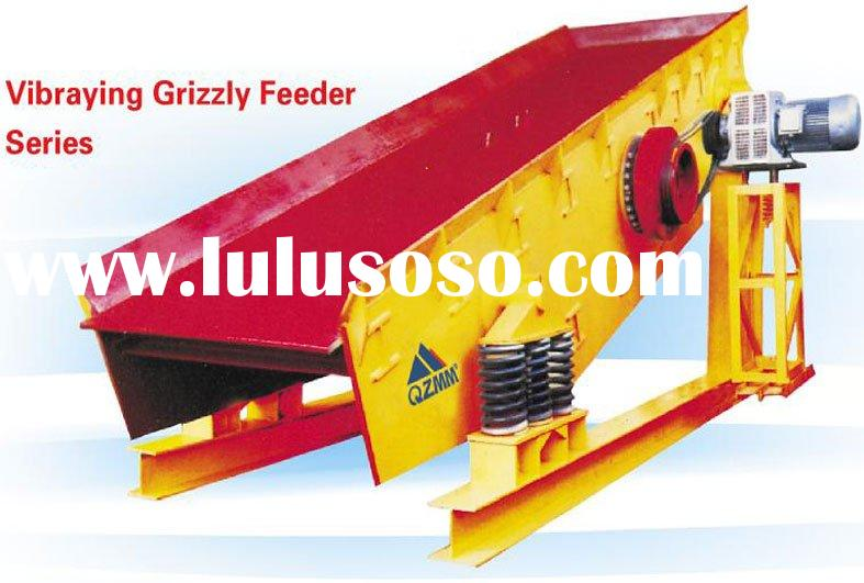Vibrating Grizzly Feeder