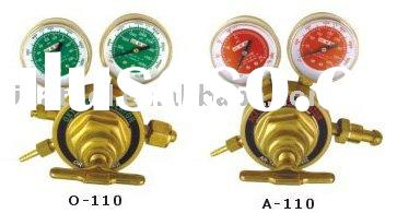 Victor Heavy Acetylene Regulator With 2 Gauges