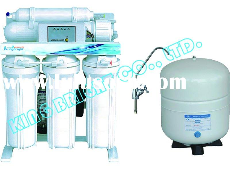 WATER FILTER REVERSE OSMOSIS SYSTEMS