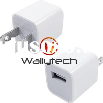 WIA-046 USB Charger Adapter for iPhone accessories for ipod accessories