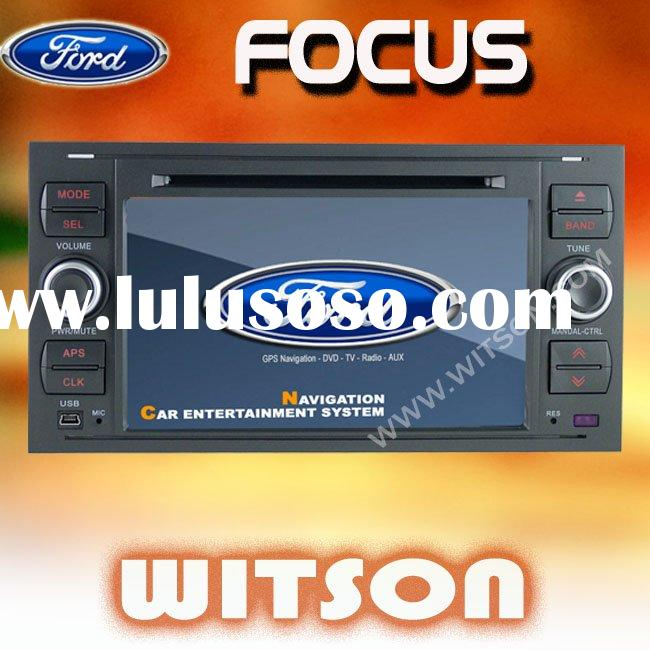 WITSON Special car Systems Special Car DVD for FORD FOCUS