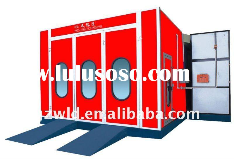 WLD7100(Common Type)-Auto Baking Paint Booth