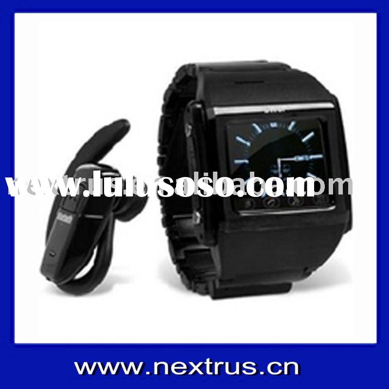 Waterproof Watch Mobile W600 Made By Stainless Steel (NR-W600)