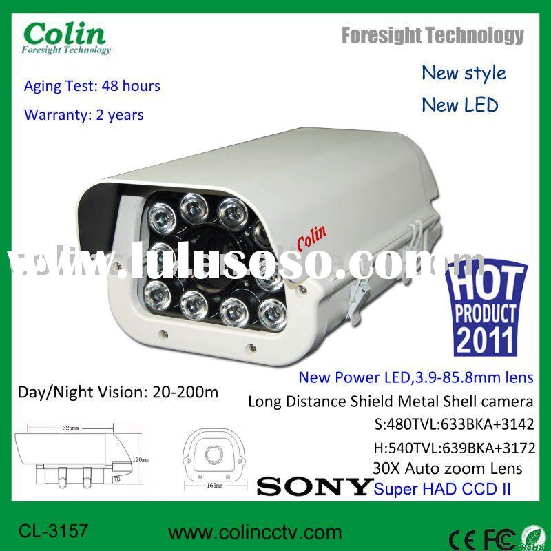Wholesale China Professional CCTV Manufacturer of Original SONY CCD Auto-Focus zoom Camera