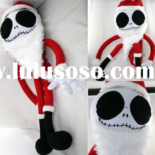 Wholesale NIGHTMARE BEFORE CHRISTMAS plush doll Anime Cosplay Gift F012