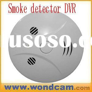 Wireless Smoke Detector Hidden Camera with Remote Control - 4GB