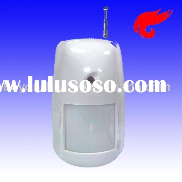 Wireless alarm sensor