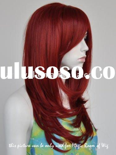 Woman Wine Red wig/Halloween/party wig BSHW-3024