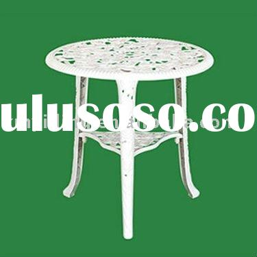 YDT-312/YDC-136,plastic garden table set,outdoor furniture