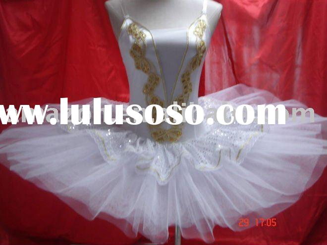 adult's classical of white ballet costumes/dancewear/tutu/stage dance costumes/performance d