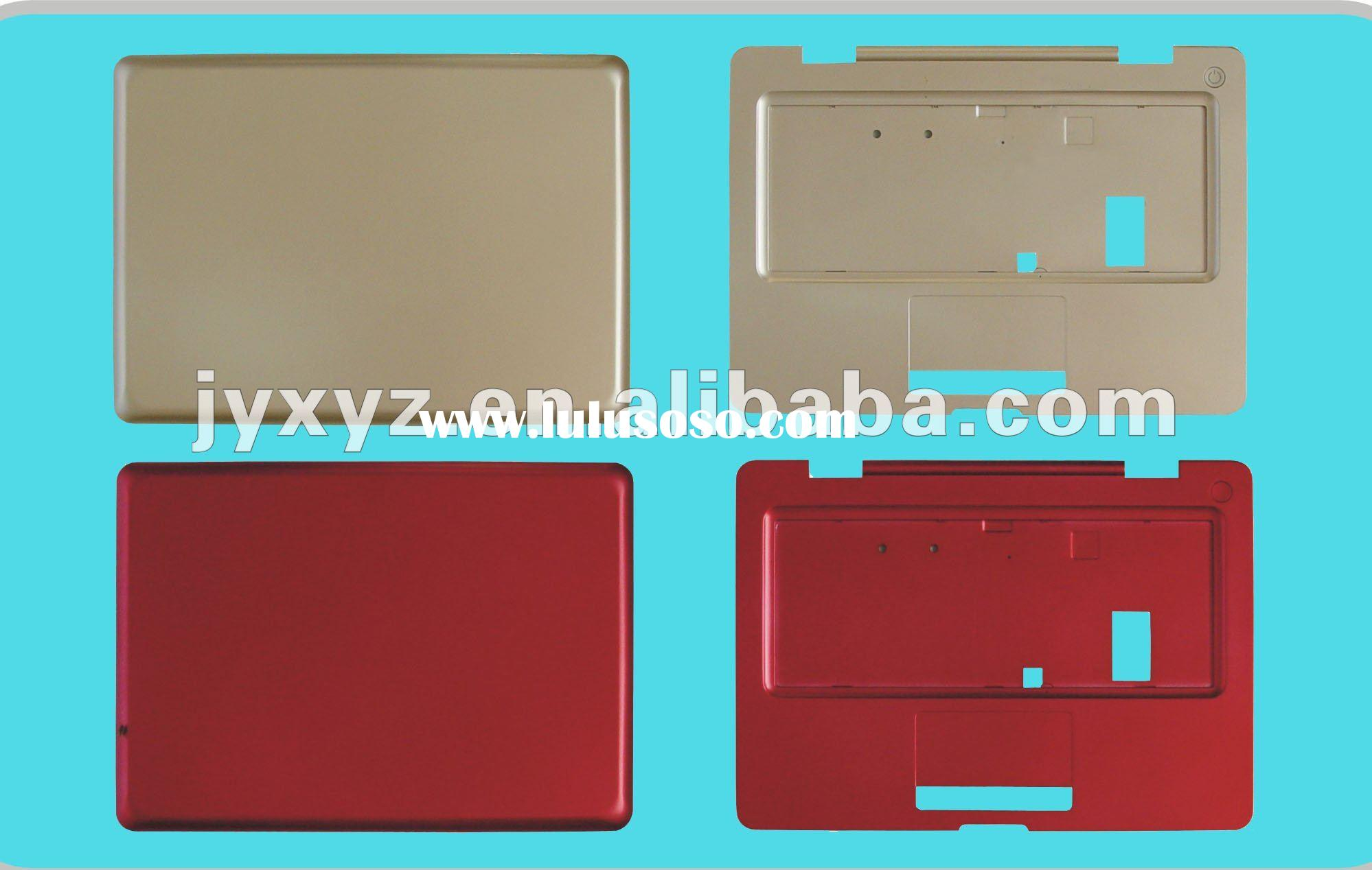 aluminum laptop case/the outer shell of the notebook