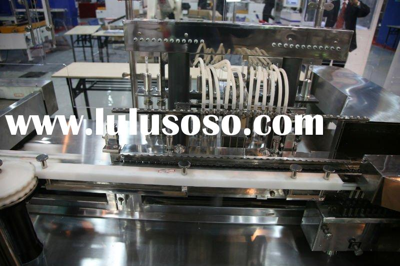ampoule FILLING and SEALING MACHINE
