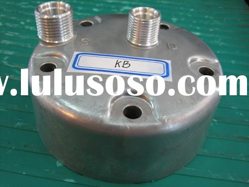 auto air conditioner parts ,compressor rear heads