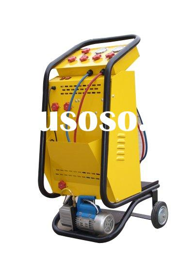 auto refrigerant recovery & charge Machine (LM-3 Model)