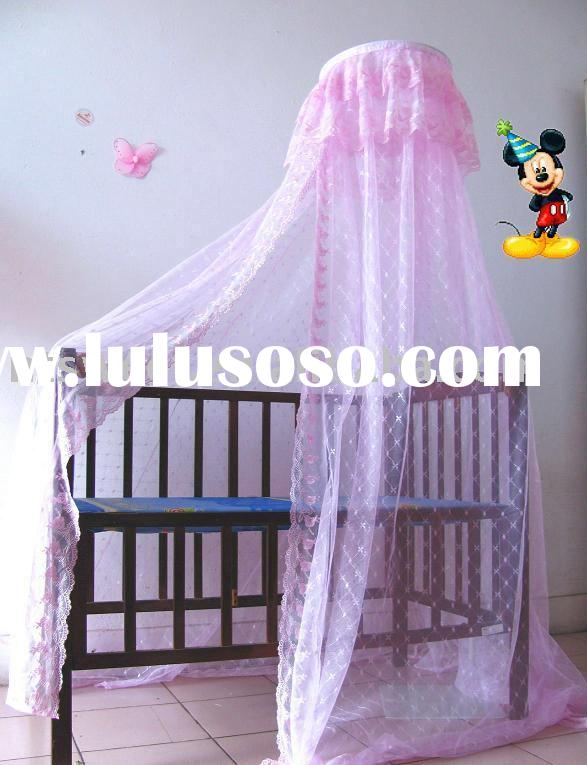 baby mosquito net for baby bedding and crib bedding