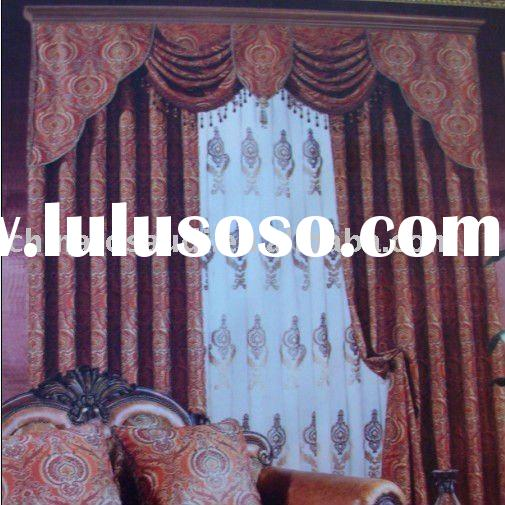 beautiful and elegant quality curtain curtain design curtain fabric