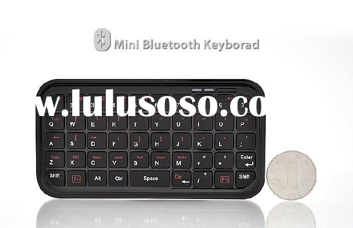 bluetooth mini wireless silicone rubber keyboard for PDA