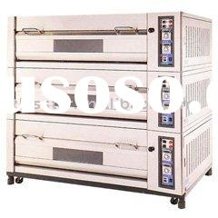 bread bakery equipment - making machine gas oven