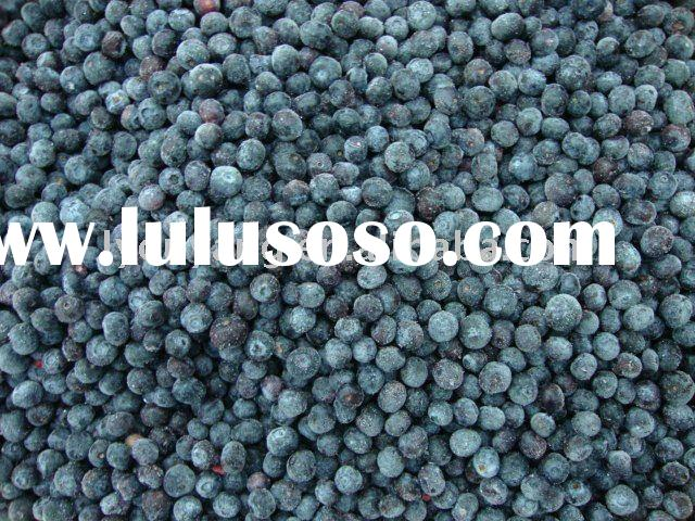 bulk frozen blueberries