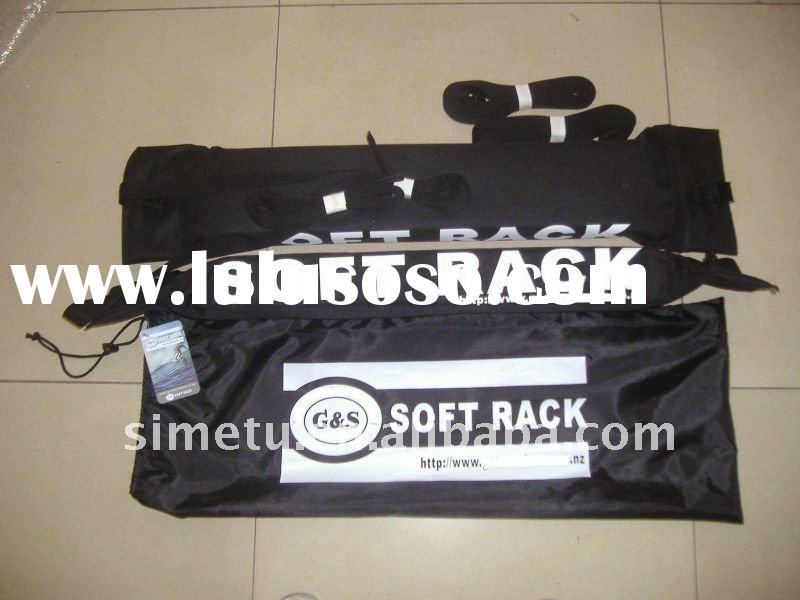 car Soft roof rack