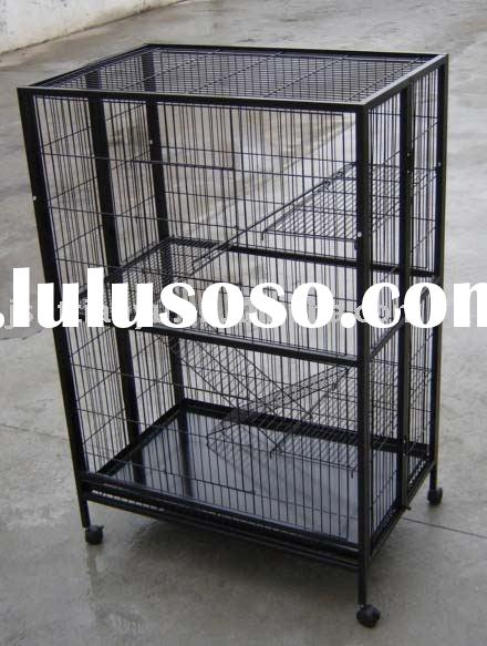 cat play cage/heavy duty cat cage