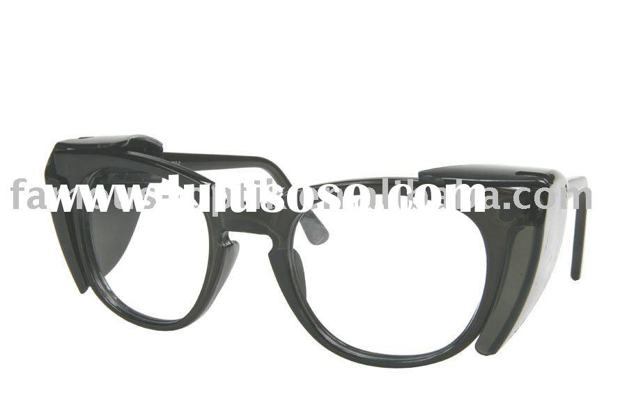 cellulose acetate for safety eyewear protective eyewear with PC side shields