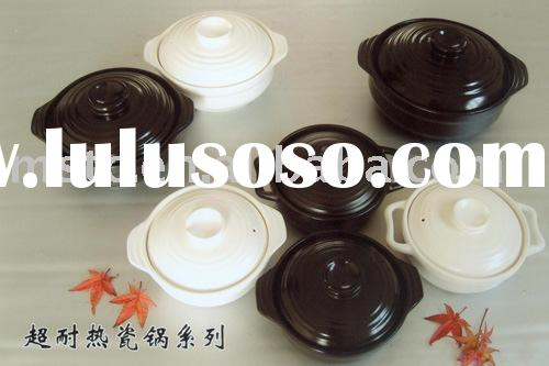 ceramic cooking pot