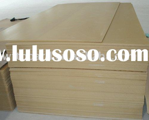 cheap new building material wood-plastic foam sheet/ WPC foam board