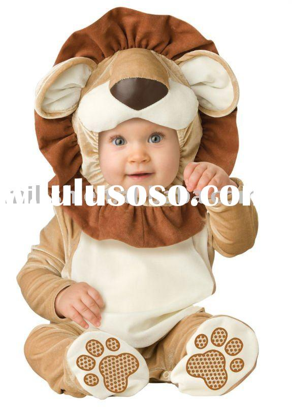 children costume/kids lion costume/kids fancy dress MAC-0095